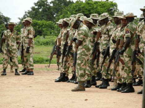 Nigerian army recruitment 2016