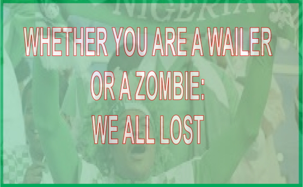 Between The Zombies and Wailers A Battle Of Only Casualties