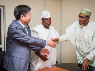 Buhari Seeks Balance In Trade Between Nigeria China