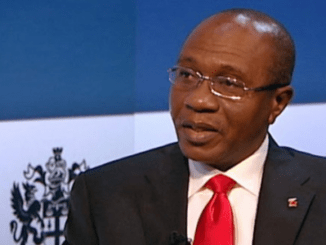 The Governor of the Central Bank of Nigeria (CBN), Mr. Godwin Emefiele