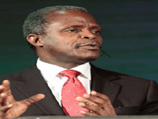 It's time to transform ideas into reality says VP Osinbajo
