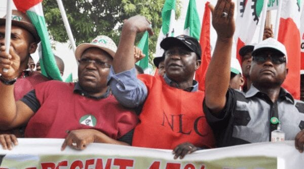 NLC drags state governors owing workers' salaries to ILO