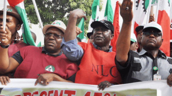 NLC TUC Demands For 300 Increase In minimum wage