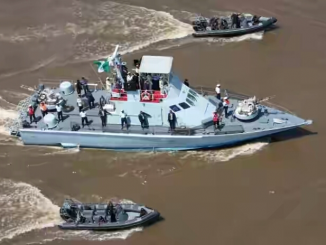 Navy Launches Operation To Secure Niger-Delta