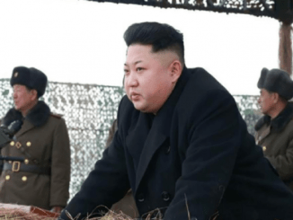 North Korea in another attempt to launch intermediate range ballistic missile