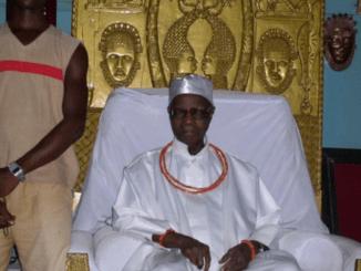 Oba of Benin - Edo confirms His Death