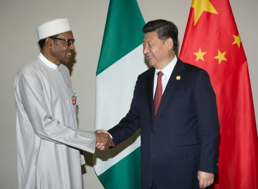 Nigeria enters $2.5bn currency-swap deal with China