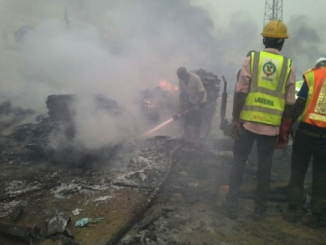 fire service boss Says 600 lives goods worth N5tr lost to market fire