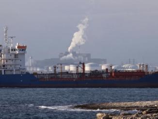 Blacklisted oil tanker returns to Libya's Zawiya port