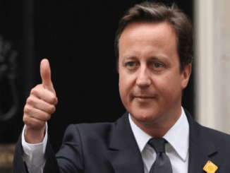 British PM Makes U-turn, Praises Nigeria's Fight Against Corruption