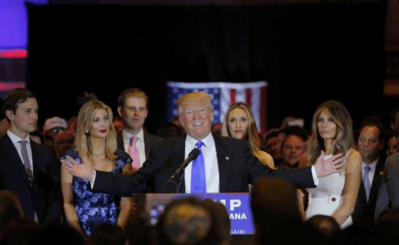 Donald Trump May Get It Done As Ted Bows Out