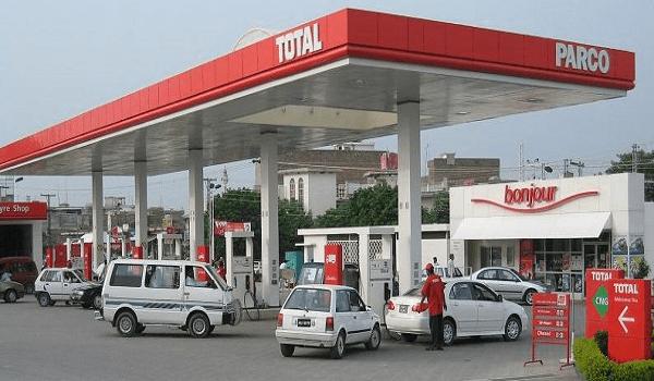 clampdown on Petrol hoarders
