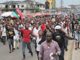 Stay clear of our sit at home protest - IPOB Warns Police