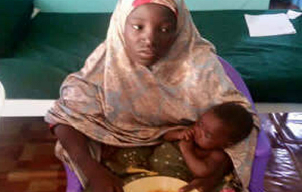 Military Confirms the Rescue of One Chibok Girls