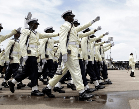 Nigerian Navy speaks on shortlist of successful candidates for 2019 Recruitment