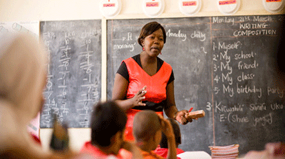 FG to sack unqualified teachers in Dec. 2019