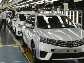 Toyota Produces its 10 millionth Car in Europe