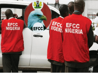 55 Nigerians Stole N1.3trn In Seven Years , EFCC Says
