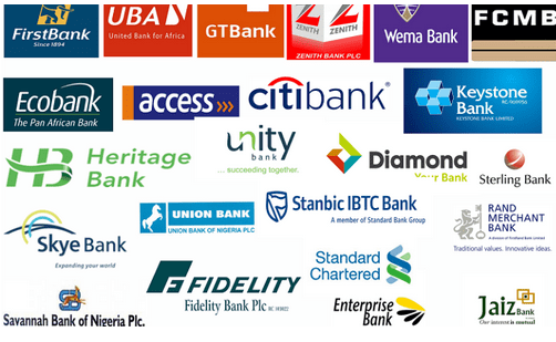 List Of Banks In Nigeria