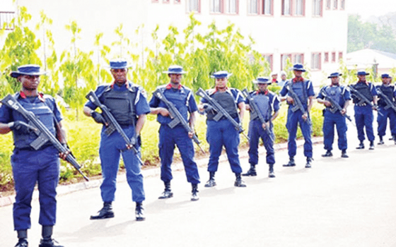 Nigerian Security and Civil Defense (NSCDC) recruitment Portal 2018/2019 – [www.nscdc.gov.ng]