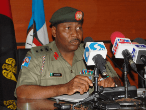Nigerian Army to Investigate Allegation of Coup d'Etat