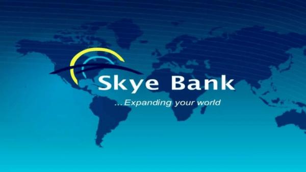 Skye Bank Customers happy with 'Select Account'