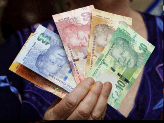 South Africa's rand falls as Brexit aftershocks weigh