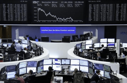 World stocks sterling fight back after Brexit beating