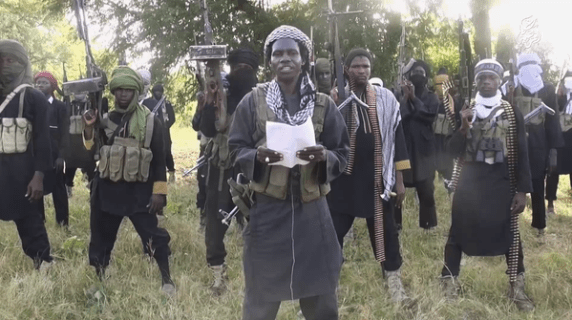 1050 Boko Haram insurgents surrender