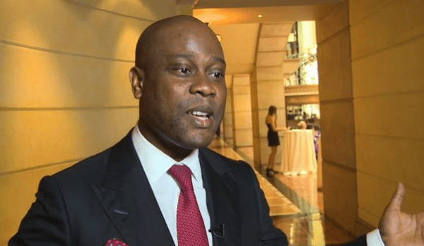 CEO of Access Bank Plc Herbert Wigwe