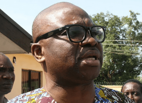 EFCC set to seize Fayose's N1.35bn properties