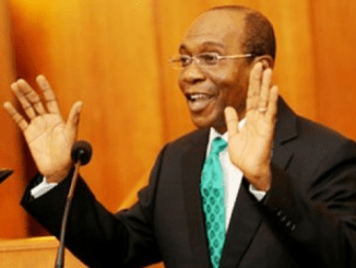 CBN says FG Not Willing to Save for Rainy Day