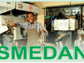 SMEDAN boost 100 small businesses in Kogi state
