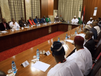 WE'LL NOT HIDE ANYTHING FROM NIGERIANS, PRESIDENT BUHARI SAYS