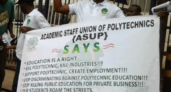 ASUP To Embark On Strike From August 22