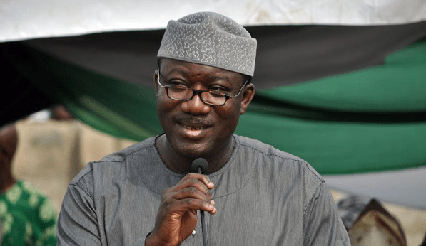 Fayemi Resigns As Minister To Focus On Ekiti guber polls