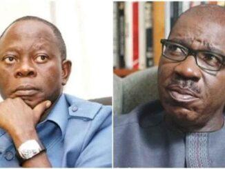 Edo governorship election 2020: Obaseki vs Oshiomole, Edo State APC news