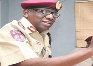 Important update on FRSC recruitment 2018