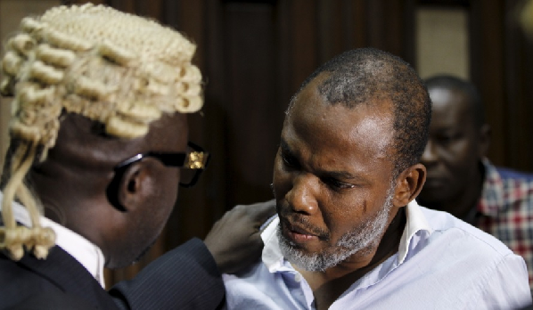 John Tsoho of the Federal High Court Hands off Nnamdi Kanu's Trial