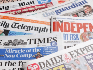 Nigeria newspaper industry 1
