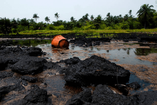 Panic in Bayelsa Community over oil spillage