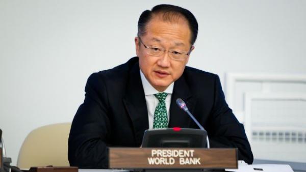 World Bank chief Jim Yong Kim