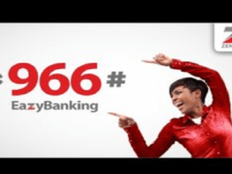 Zenith Bank makes promotional video for *966# EazyBanking