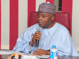 Saraki Leads NASS Delegation to America on a Parliamentary visit