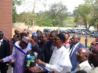 Buhari commissions new Edo University