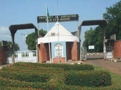 2017/2018 UNI AGRIC MAKURDI Post UTME Cut Off Mark Screening And Registraion Details Released