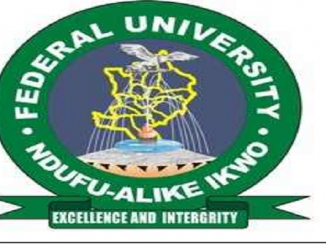FUNAI Post UTME Form 2018/2019 and Admission Screening Exercise Date