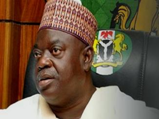 Former Niger State Governor Babangida Aliyu