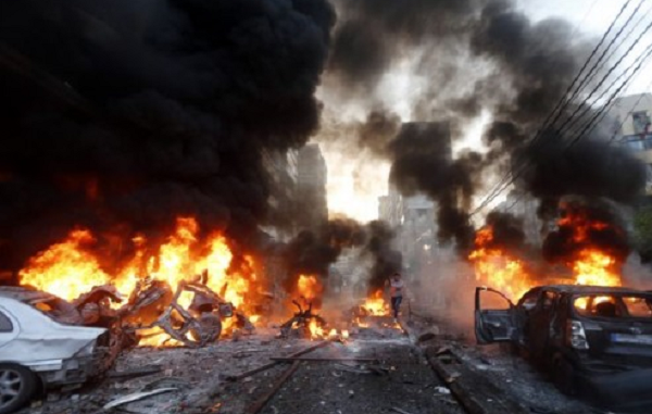 Fresh Explosion Rocks Borno State