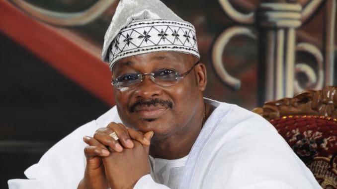 Oyo State Governor Abiola Ajimobi
